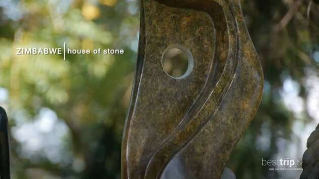 Meet A Zimbabwe Stone Sculptor - Closer than you think
