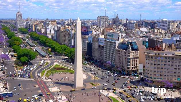 The Best of Buenos Aires: A Monograms Tour with a Local Host