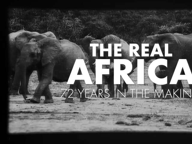 The Real Africa: 72 Years In The Making