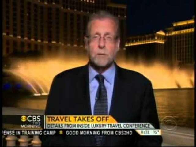 Virtuoso Travel Week - CBS Interview