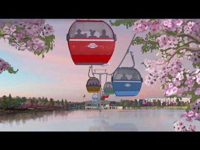 A Look at Disney Skyliner
