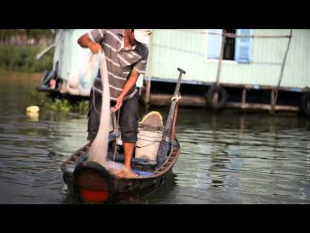Heart of Vietnam and Cambodia