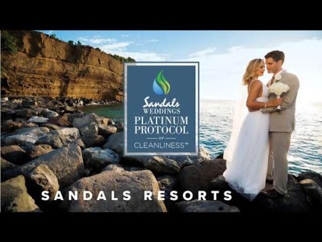 More Sandals Resorts Reopen in October