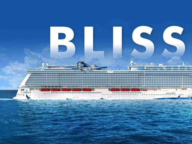 NCL Bliss - Alaska