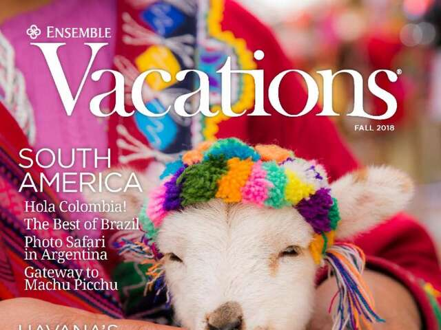 Vacation Magazine Fall 2018