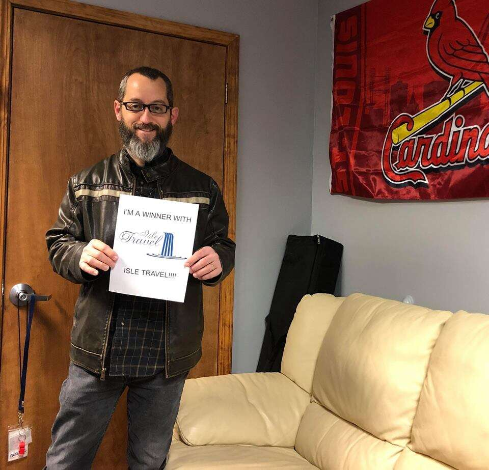 Congratulations to our two-night Marriott giveaway winner Josh from Hannibal, MO!!!