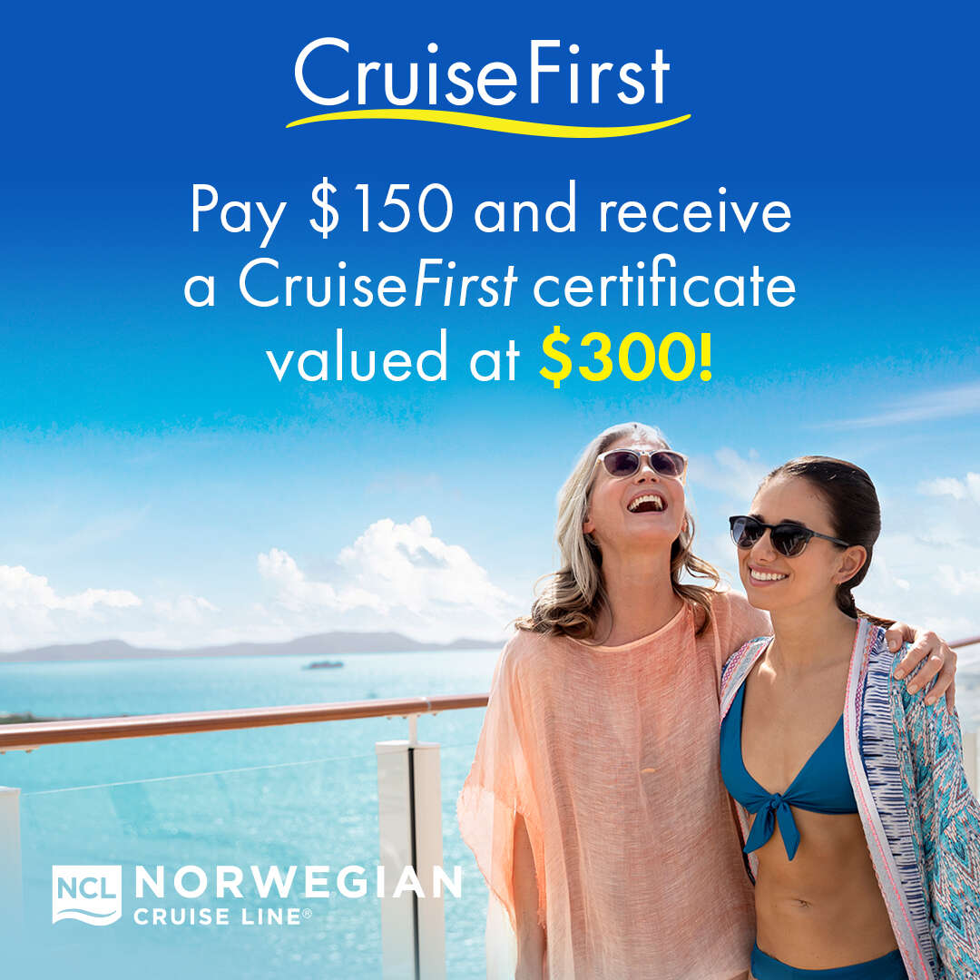 Double Your Money with Norwegian Cruise Line