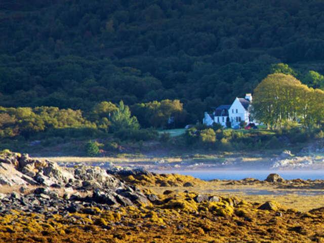 Isle of Skye / Kinloch Lodge