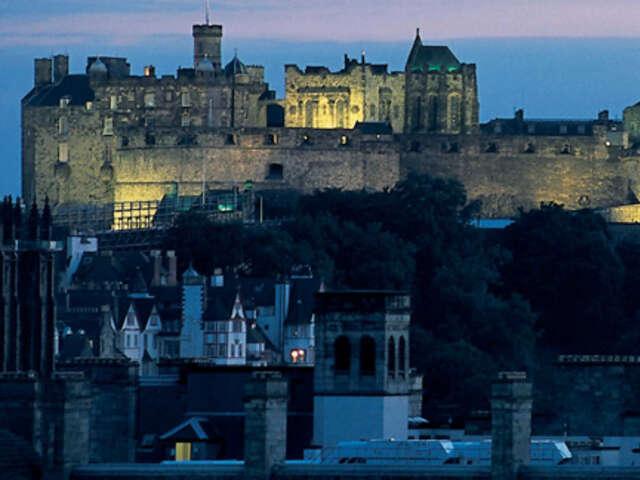 Edinburgh / The Balmoral Hotel