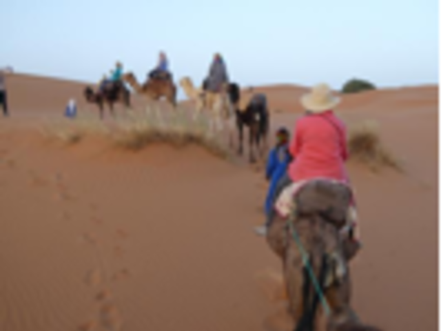 Wednesday, October 9 - Fes-Erfoud-Merzouga