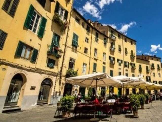 Wednesday, June 12 /	Lucca and Levanto