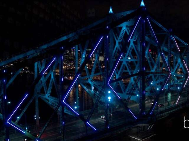 Video: Montreal is the New 'City of Light'