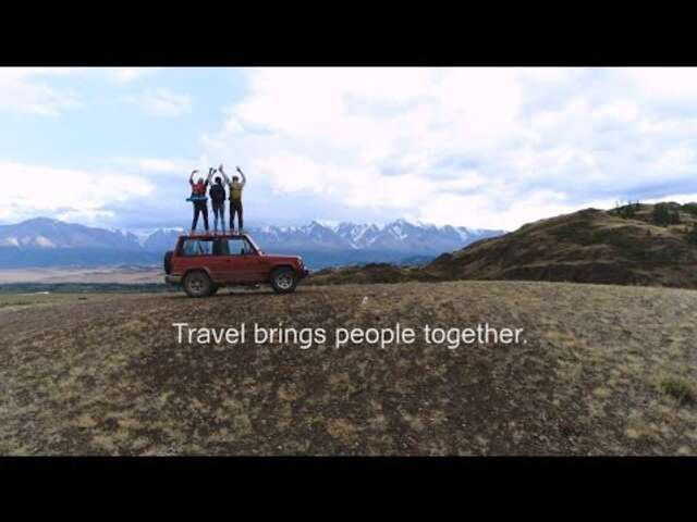 From Ensemble Travel Group - Travel Brings People Together