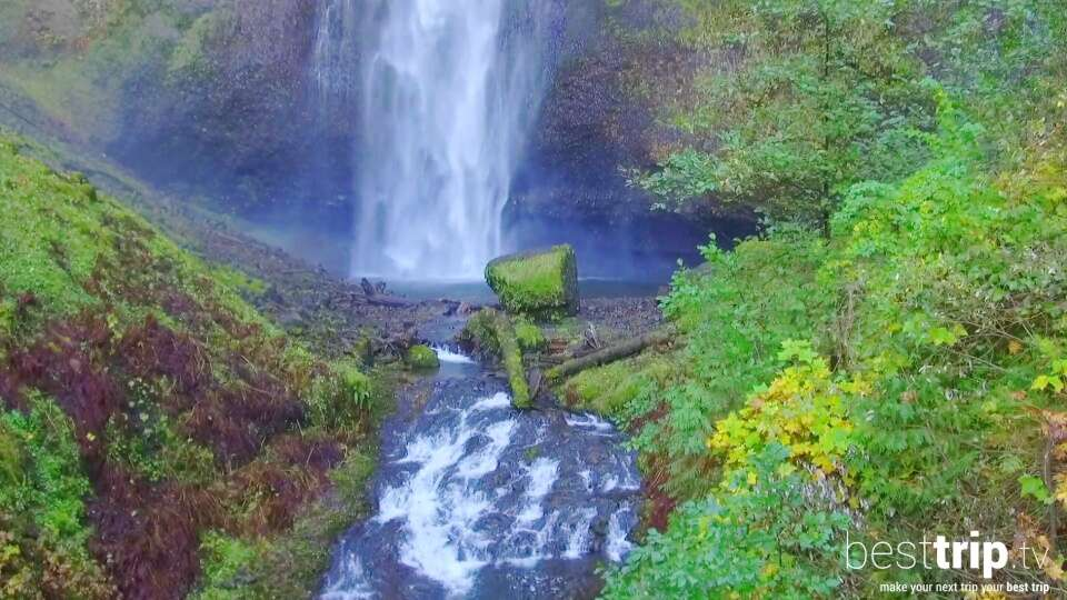 Three Falls to Fall in Love with This Fall