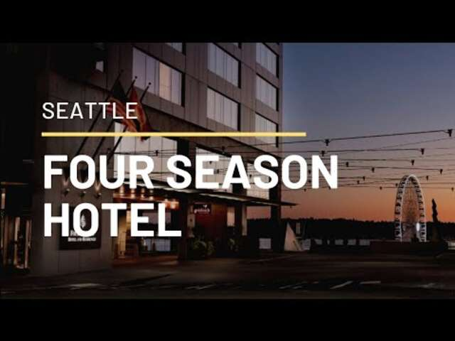 Four Seasons, Seattle , recorded August 2019
