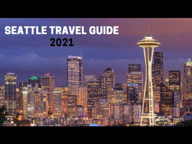 Seattle in 36 hours, recorded August 2019
