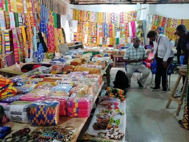 Kente Shop