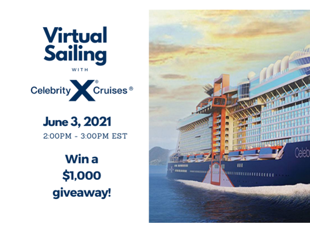 Celebrity Cruise Event for Canadians