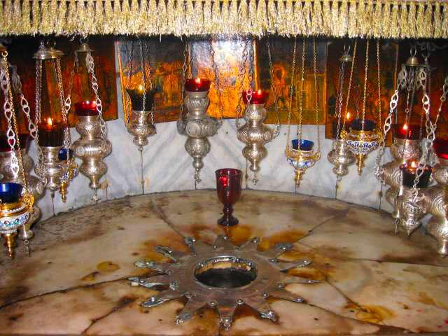 Mount of Temptation - Bethlehem