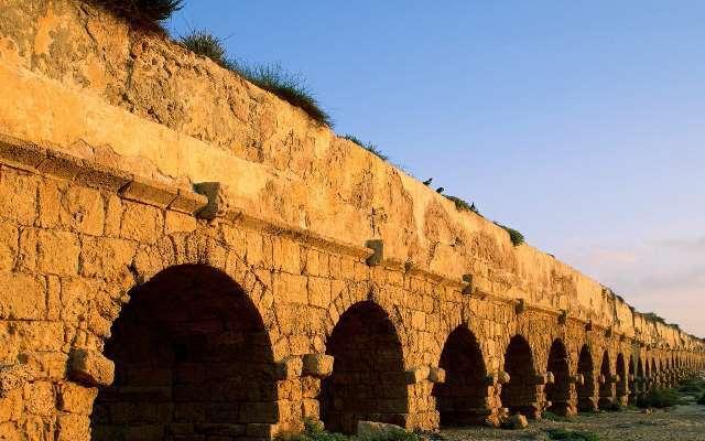 Hazor - Caesarea Philipp