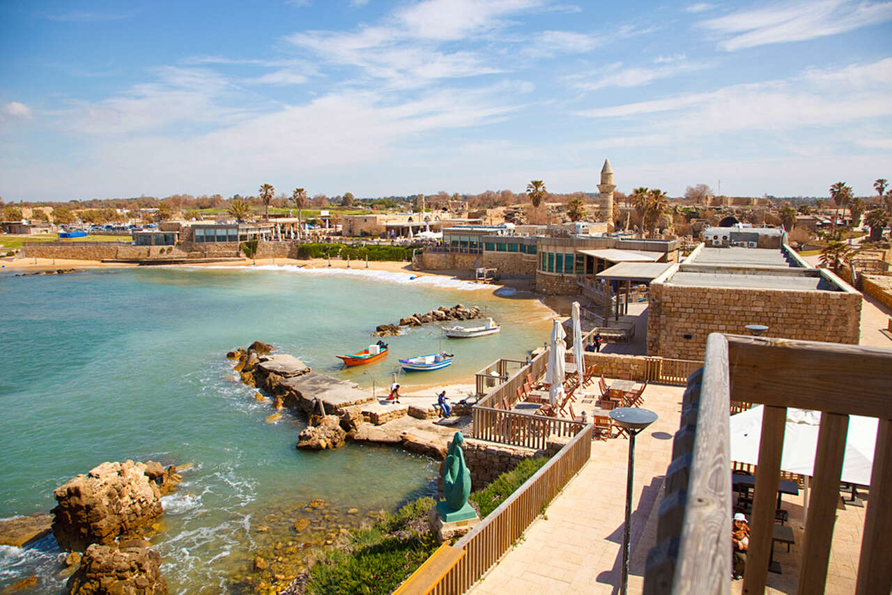 Caesarea - To Nazareth
