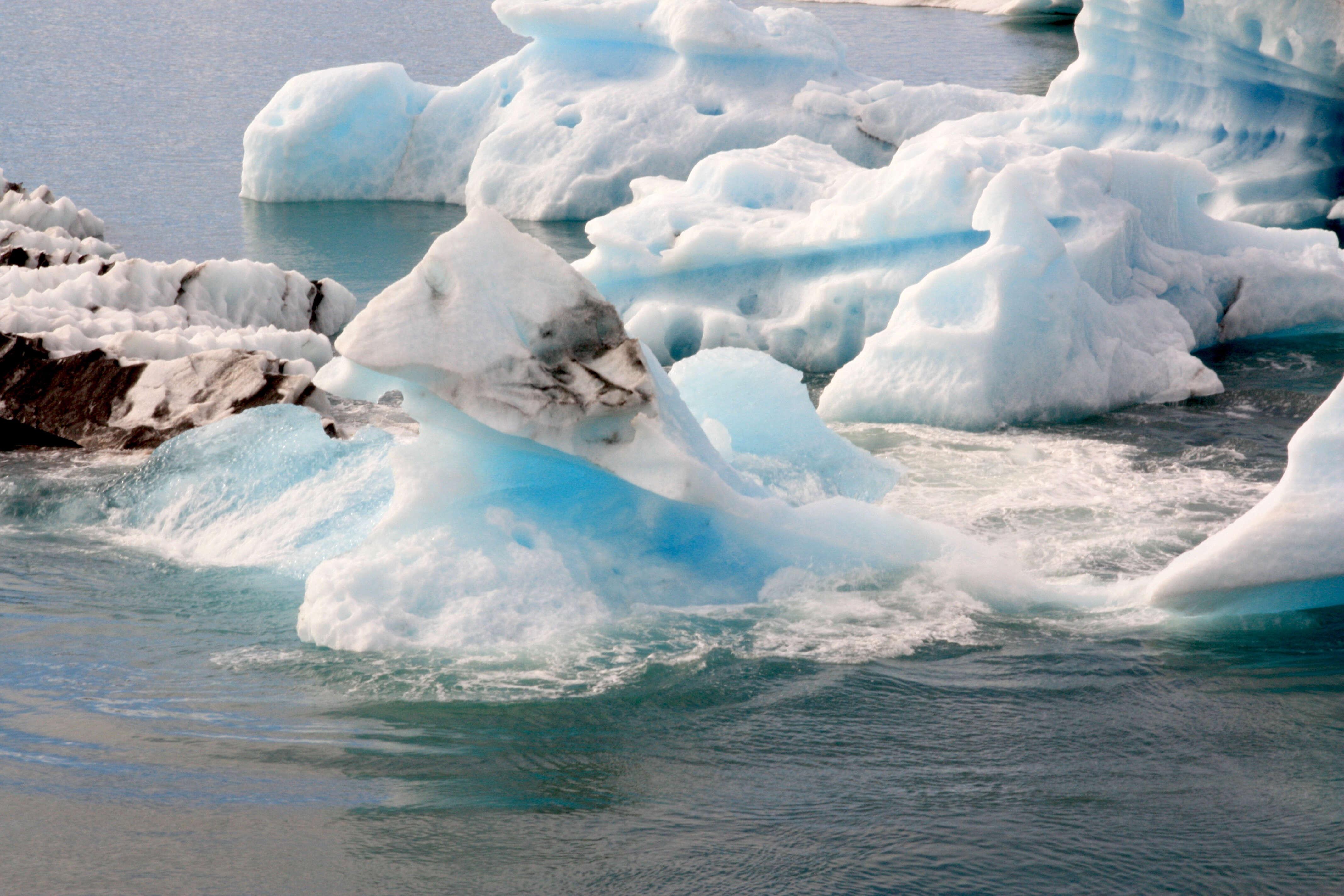 Jökulsárlón Glacial Lagoon - Skaftfall