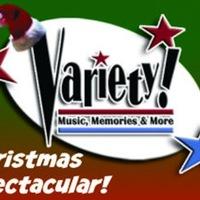 Variety! Christmas Extravaganza at Badgett Playhouse
