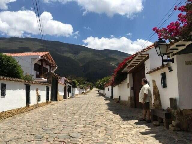 Villa de Leyva: Hospederia La Roca