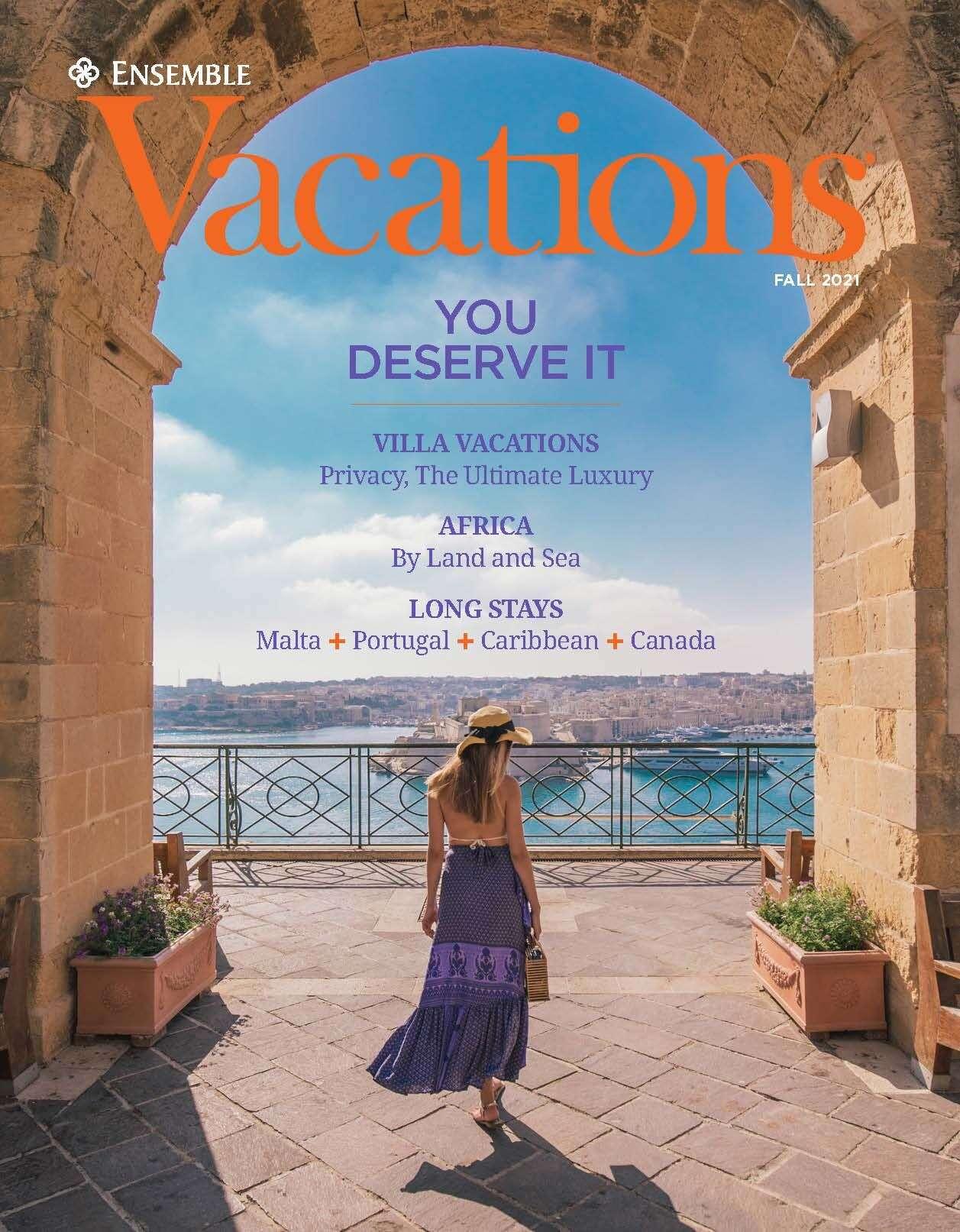 Vacations Magazine - Fall 2021