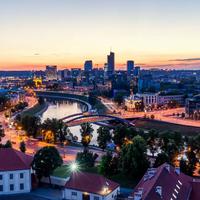 Explore Inner-City Republics and Subversive Street Art in this Bohemian Baltic Capital