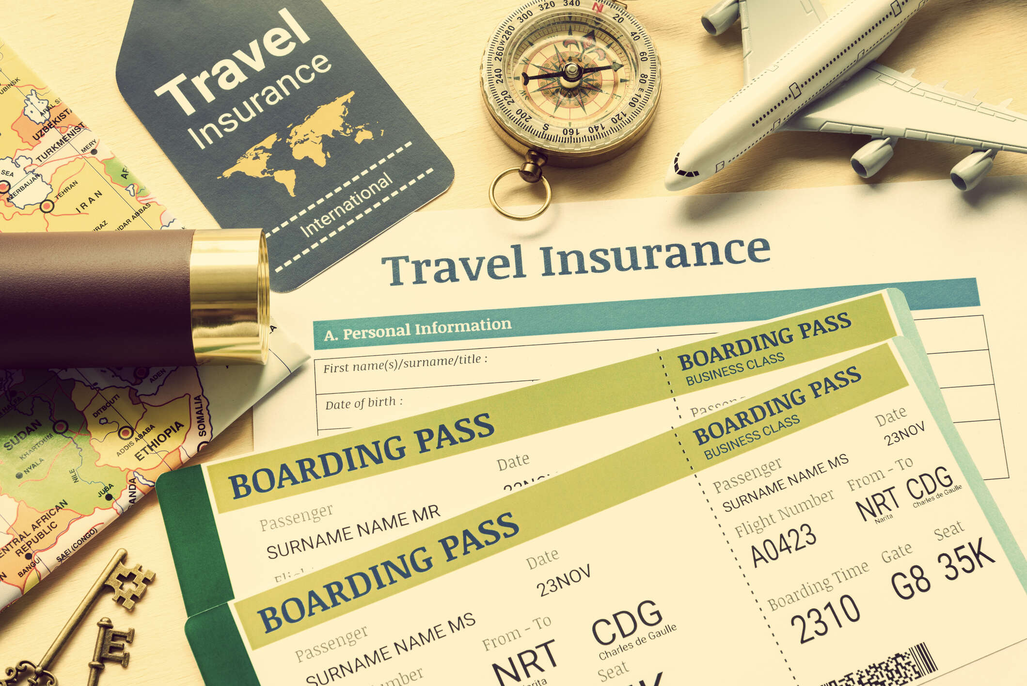 Travel Advisory Tools from Isle Travel