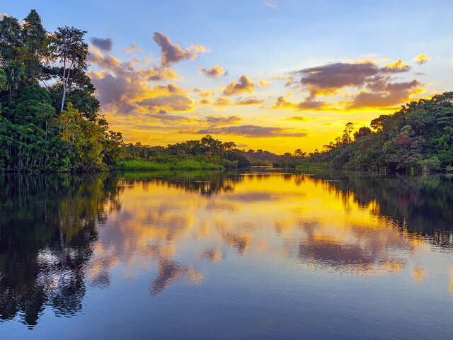 Experience Ecuador and The Amazon