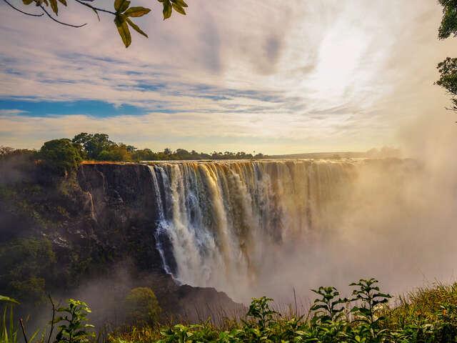 Cape Town, Victoria Falls & Chobe National Park