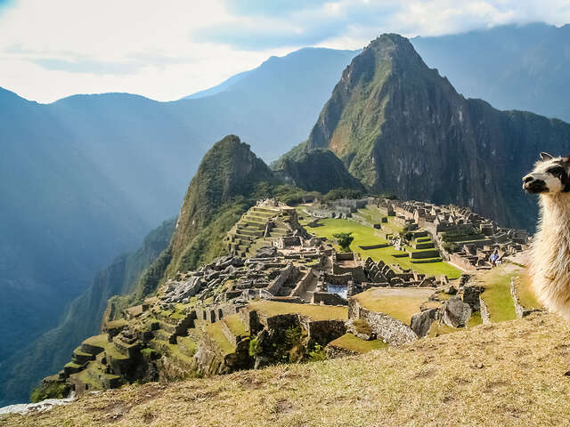 Exploring Peru and Hiking the Inca Trail