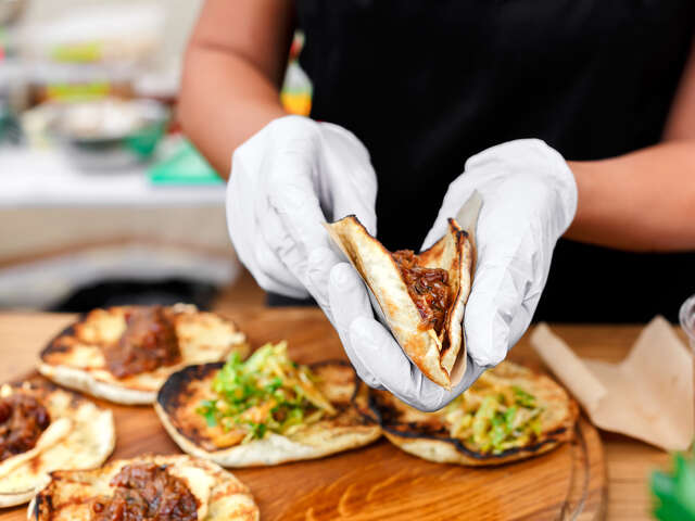 Guide to Mexican Street Food