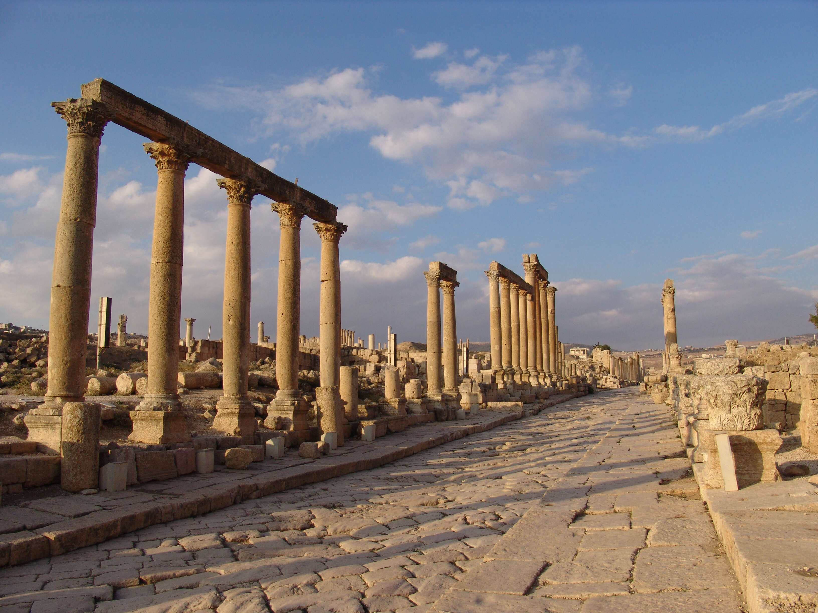Tuesday, November 12 / Jerash - Gadara - Galilee