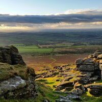 Dartmoor: Lonely Stone Circles, Big Rocks, and Wild Ponies