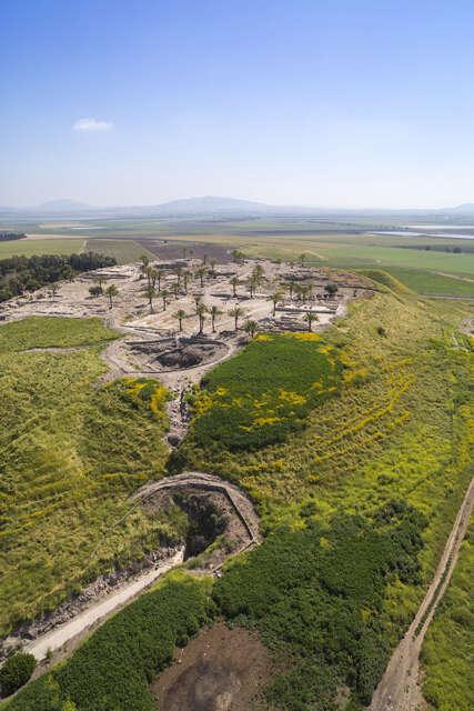 Caesarea - Megiddo - Nazareth