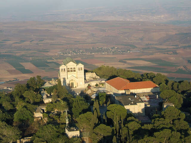 Nazareth - Sepphoris - Mt Tabor