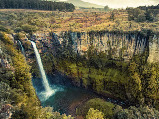 THE WONDERS OF SOUTH AFRICA