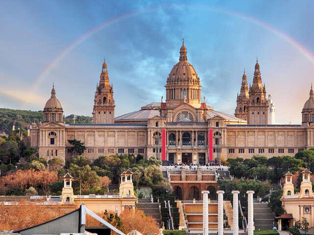 BARCELONA, MADRID & SEVILLE