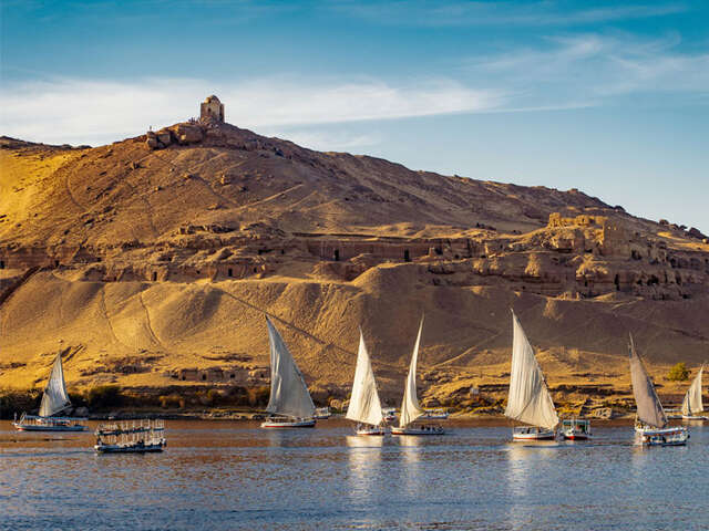 BREEZES OF THE NILE