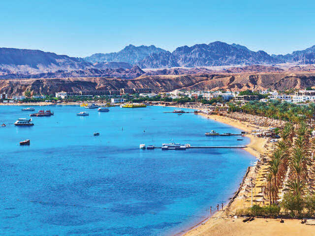 SHARM EL SHEIKH EXTENSION