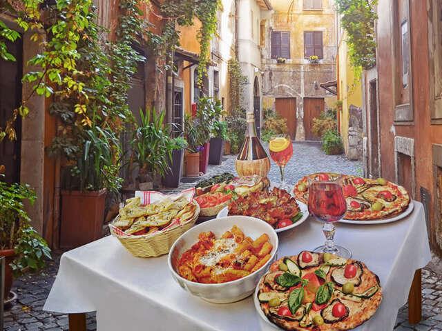Savory Rome