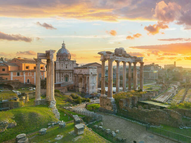 WHEN IN ROME & BEYOND