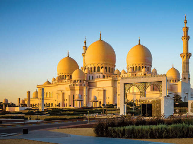 EGYPT & DUBAI