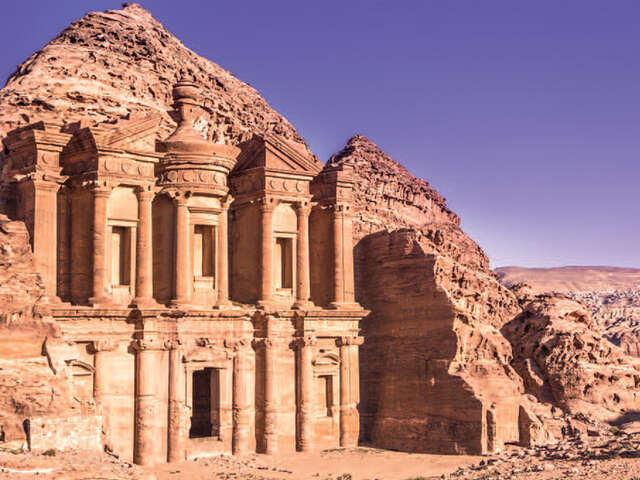 EGYPT & JORDAN