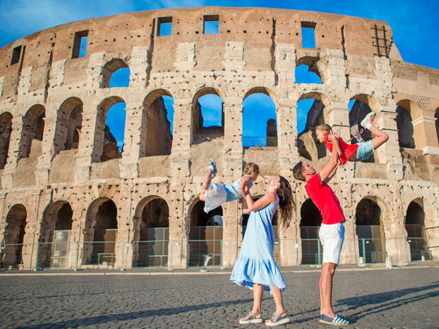 FUN IN ROME WITH YOUR KIDS