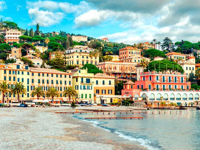 ITALIAN RIVIERA