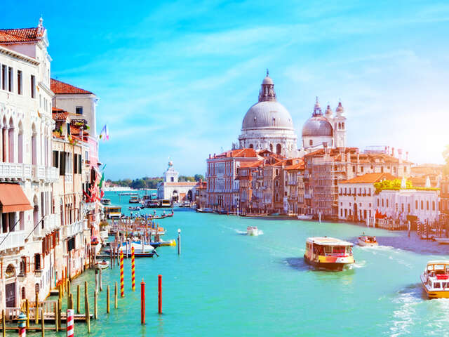 ITALY'S NORTHERN HIGHLIGHTS  (Small Group Tours Available)